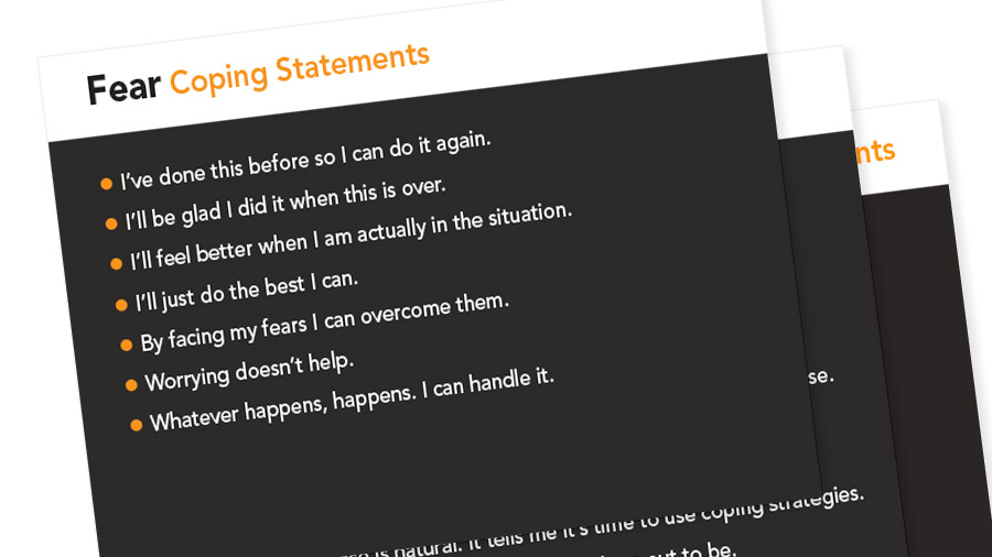 Coping Cards